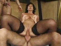 The Horny British Housewife