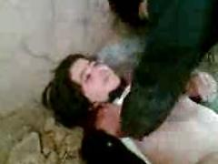 Arabic syrian girl fucked by her bf