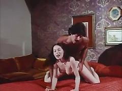 He Takes Her Sexy Red Dress Off And Fuck Her Hard