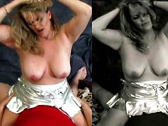 Chubby Women Bares It All On Camera For You