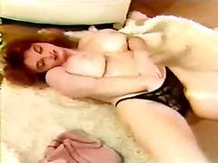 Sexy Amateur Redhead Shows Off Her Big Tits