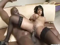 Loona lux deep anal fuck