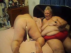 Slave and me doing a cam show who want to joine us pt.2