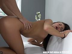 Stunning Amateur Gets Interviewed And Fucked At Czech Casting